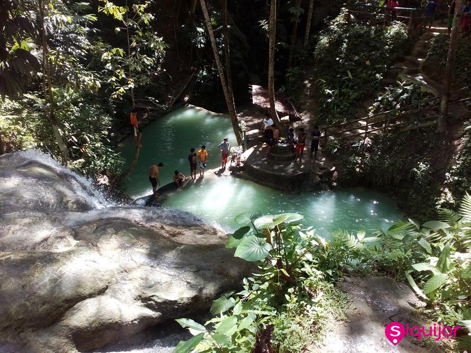 Lugnason Falls, Napo, San Juan, Siquijor , Photo Credits: Gwyn Tumulak Balolong, Web: http://www.siquijordirectory.com, Instagram: https://www.instagram.com/gwyntbalolong
