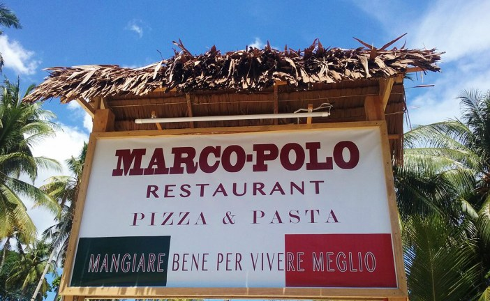 Marco Polo Restaurant Pizza and Pasta