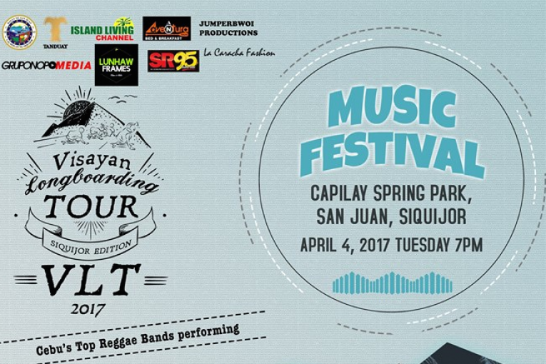 The Visayan Longboarding Tour Music Festival and Awarding Night