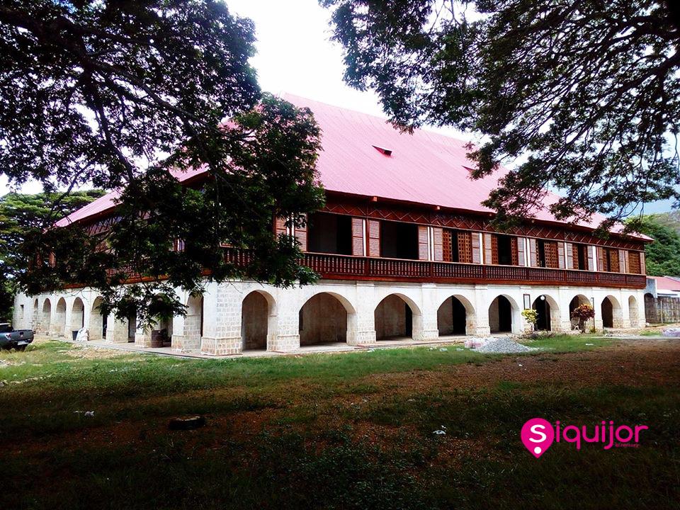 Lazi Old Convent