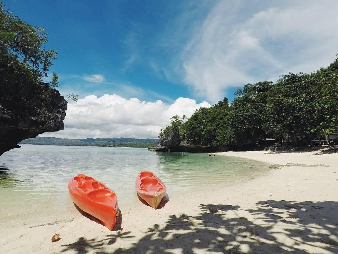 Salagdoong Beach , Maria
