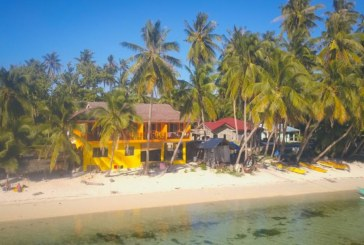 Experience  Siquijor Sunset  and the Magestic Beach View of San Juan @ Good Vibes Inn !