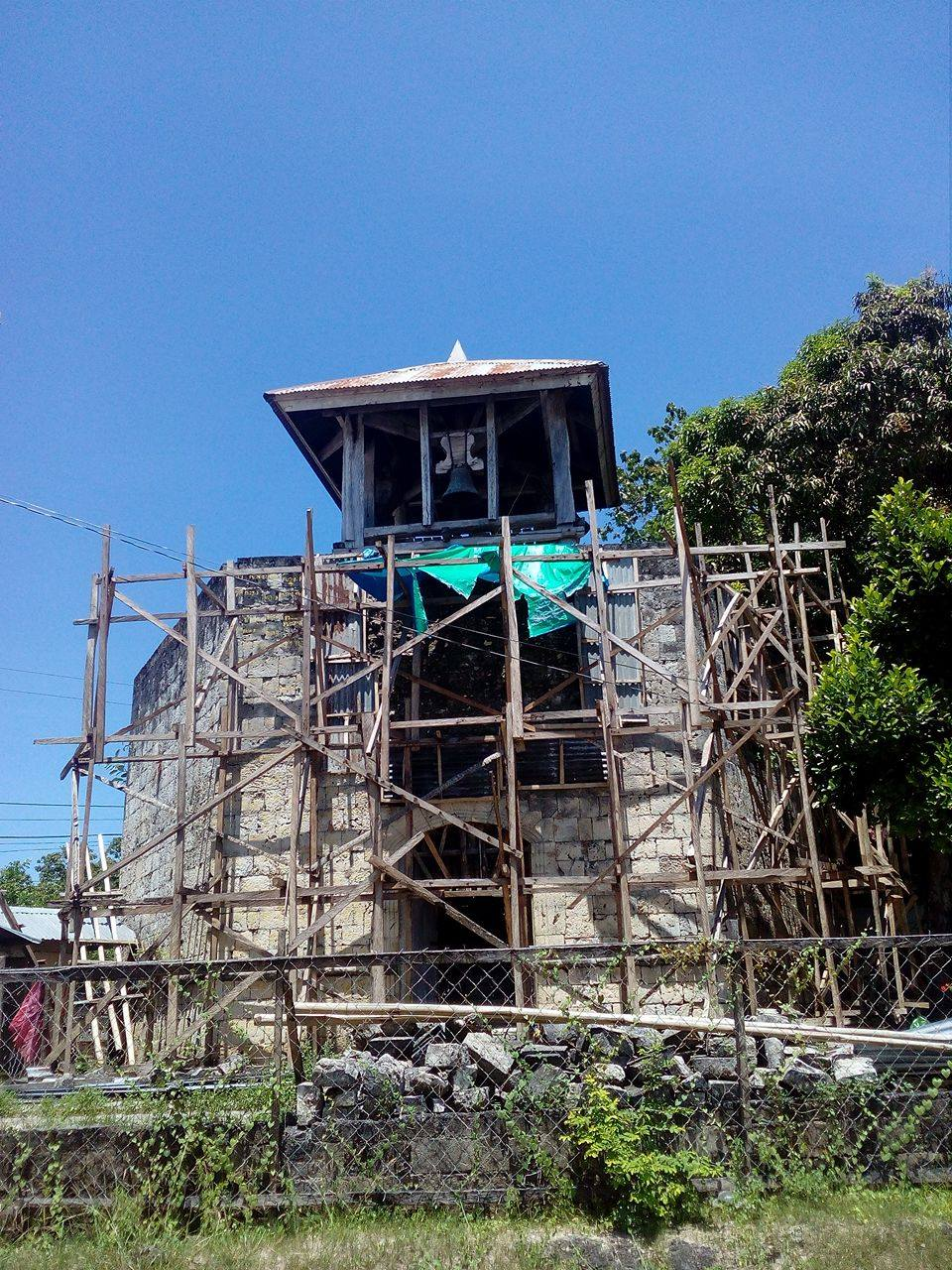 St Ferrer Bell Tower