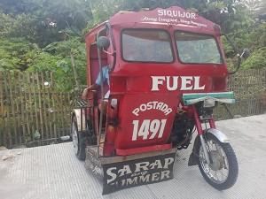 Siquijor Tour Kuya Fulgene