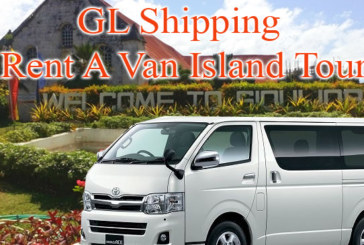 GL Shipping Rent A Van Island Tour
