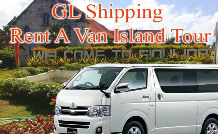 GL Shipping Rent A Van Island Tour