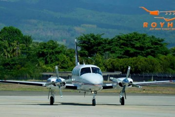 Your ferry trip schedule is cancelled or fully booked ? Contact Royhle Air Way Charter , Inc. for Flights Services