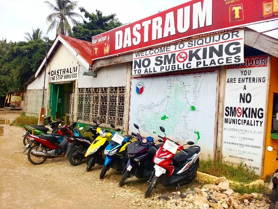 Wilmar Motorcycle for Rent , Siquijor